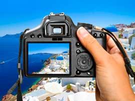 Качественные фото во время путешествия