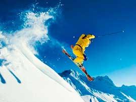 Фотографируем лыжников
