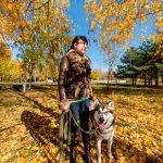 Золотая осень в Днепропетровке