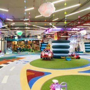 Детский центр Cascade Park
