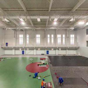Спортивний комплекс Епіцентр